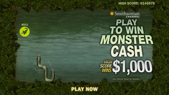 Titanoboa HD Game Attract Mode